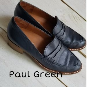 Paul Green  penny loafers